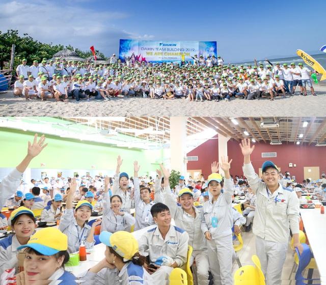 Daikin Việt Nam đạt giải thưởng Top Nơi làm việc tốt nhất châu Á năm 2020 - Ảnh 1.