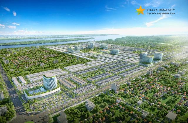 Khám phá cuộc sống giàu sức khoẻ tại đô thị xanh Stella Mega City - Ảnh 1.