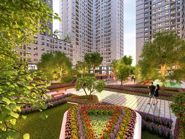 Đô thị mở rộng, đầu tư nhà ở thu lợi nhuận cao - Ảnh 1.