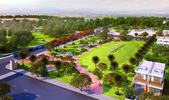 Sống cùng thiên nhiên tại Phú Mỹ Future City - Ảnh 1.