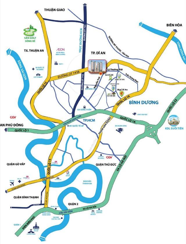 Đô thị mở rộng, đầu tư nhà ở thu lợi nhuận cao - Ảnh 2.
