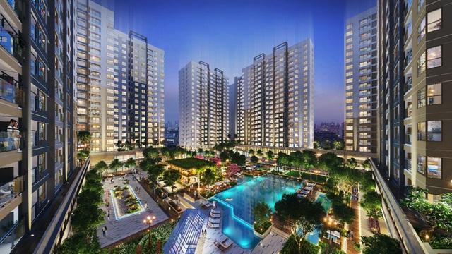 An tâm sở hữu căn hộ Akari City đảm bảo tiến độ xây dựng - Ảnh 2.