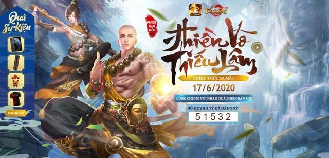 Tân Thiên Long Mobile công bố kết quả sự kiện Mừng Phiên bản mới - Chung vui nhận quà - Ảnh 3.