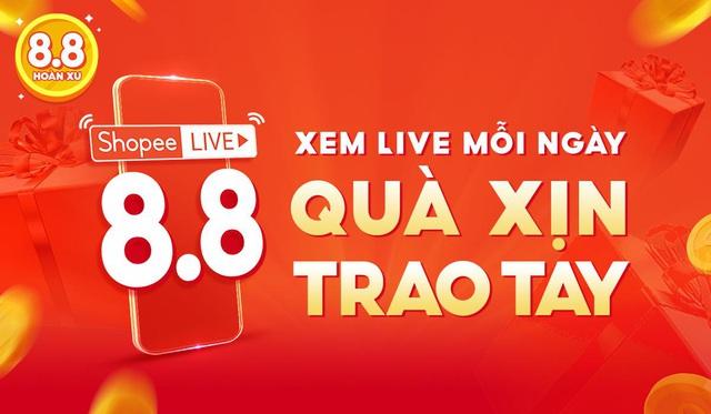 Livestream kết hợp TV shopping, kênh mua sắm lạ mà quen thu hút giới trẻ - Ảnh 3.