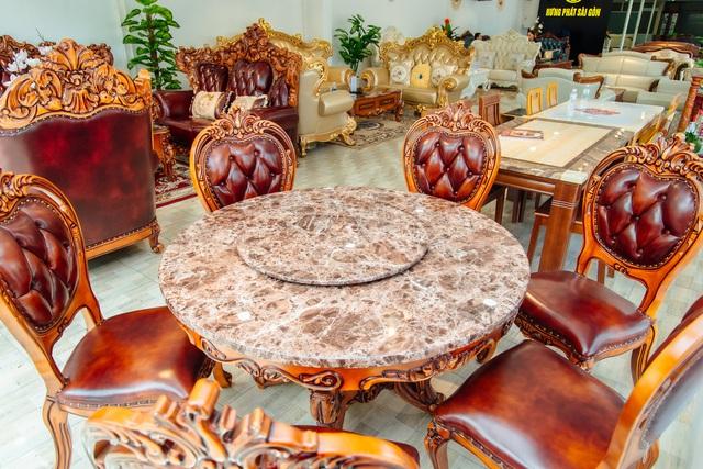 Hưng Phát Sài Gòn tưng bừng khai trương showroom sofa cao cấp thứ 8 - Ảnh 2.