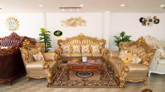 Hưng Phát Sài Gòn tưng bừng khai trương showroom sofa cao cấp thứ 8 - Ảnh 4.