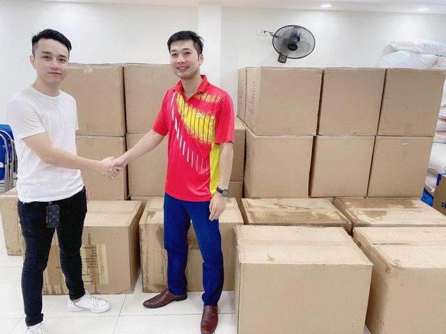 WeCare Việt Nam chung sức cùng Đà Nẵng chiến thắng Covid-19 - Ảnh 1.