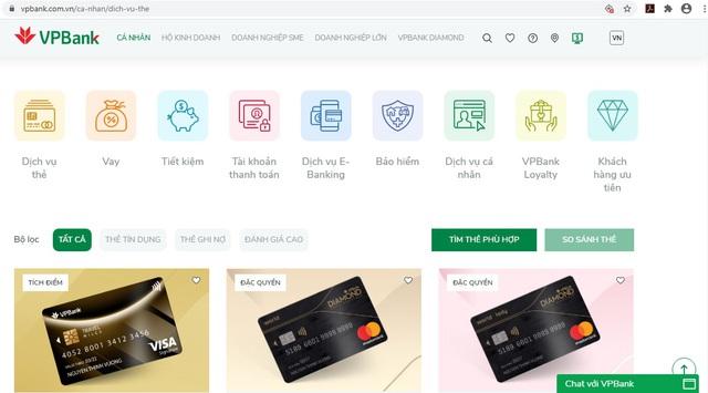"""Đại diện VPBank: """"Trí tuệ nhân tạo và Thương mại điện tử sẽ tích hợp sâu hơn vào website mới của chúng tôi"""" - Ảnh 1."""
