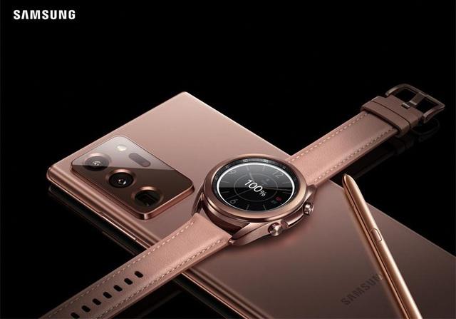 """Galaxy Watch 3 """"nóng hổi vừa ra lò"""" đã có mặt độc quyền tại Thế Giới Di Động, còn tặng ngay 1 triệu đồng - ảnh 1"""