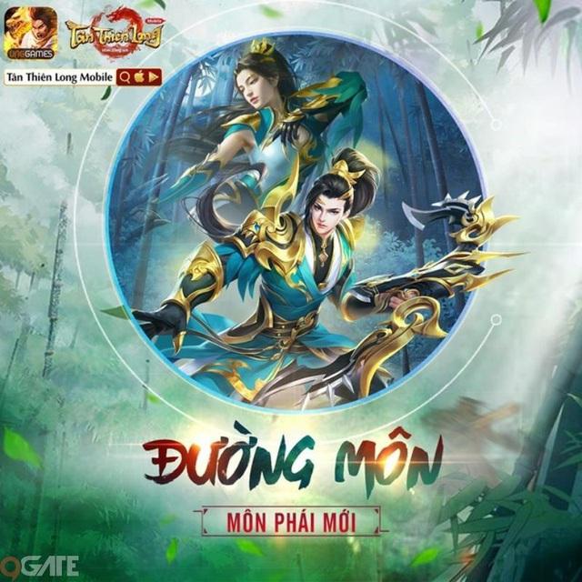Sau Thiếu Lâm, sẽ có một tà phái sử dụng độc cực kỳ nguy hiểm xuất hiện trong Tân Thiên Long Mobile VNG? - Ảnh 11.