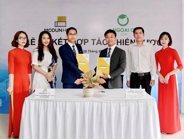 Nhà Modun - xu hướng và giải pháp xây dựng mới tại Việt Nam - Ảnh 2.