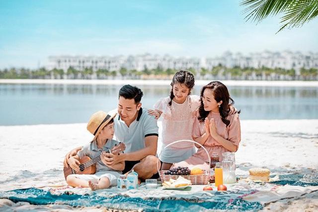 Vinhomes Ocean Park bàn giao gần 9.000 căn hộ sau hơn 20 tháng khởi công - Ảnh 2.