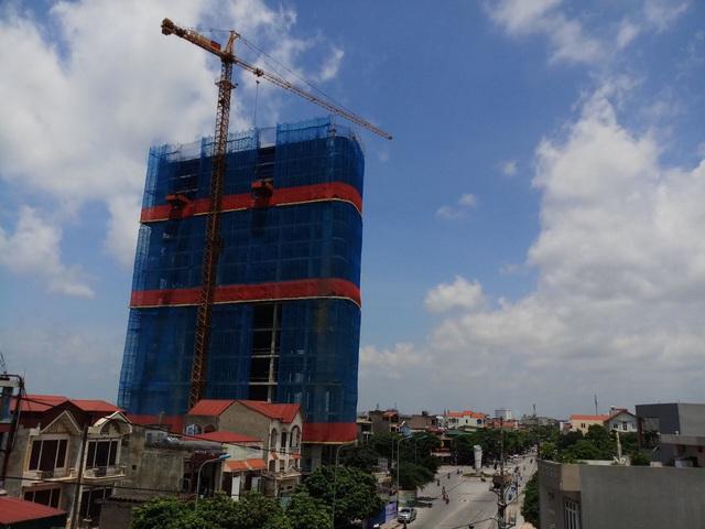 Apec Group cất nóc dự án 5 sao tại thành phố Hải Dương - Ảnh 1.