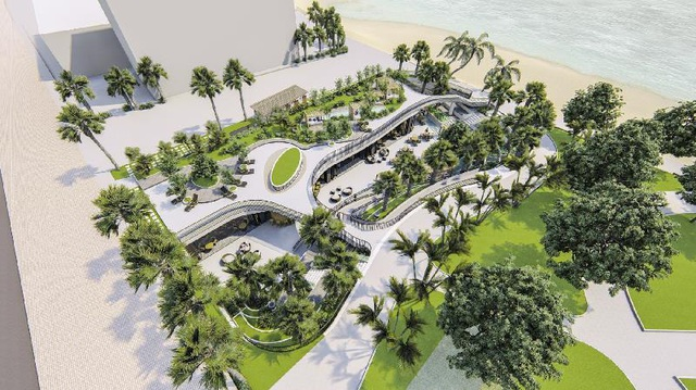 FLC Sea Tower Quy Nhon gây chú ý với hệ tiện ích thương mại, giải trí tiêu chuẩn 5 sao - Ảnh 1.