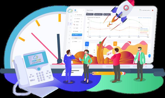 ViHAT hỗ trợ hàng ngàn doanh nghiệp triển khai tổng đài thông minh OMICall với hình thức trả góp - Ảnh 1.