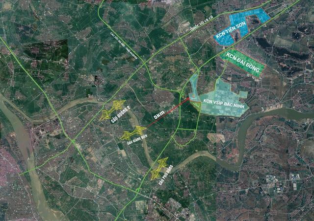 Bất động sản đô thị công nghiệp Từ Sơn - Bắc Ninh hấp dẫn nhà đầu tư - Ảnh 1.