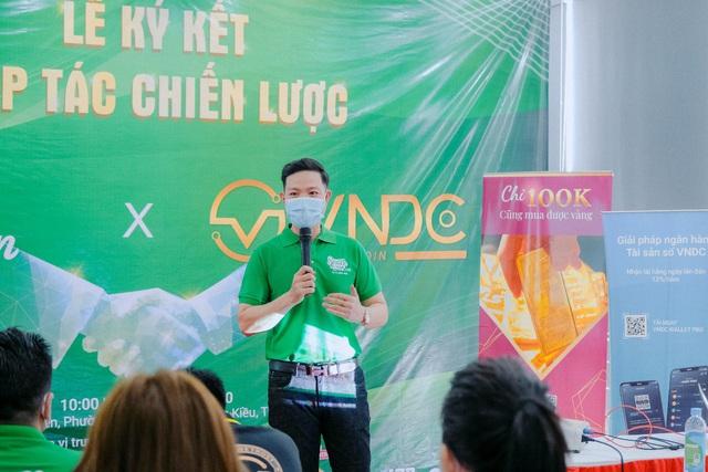 Snack House và VNDC Capital bắt tay mở rộng 1000 chi nhánh trên toàn quốc - Ảnh 1.