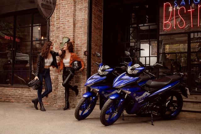 Cơ hội lớn trúng thưởng Yamaha MT-15 khi mua Yamaha Exciter - Ảnh 2.