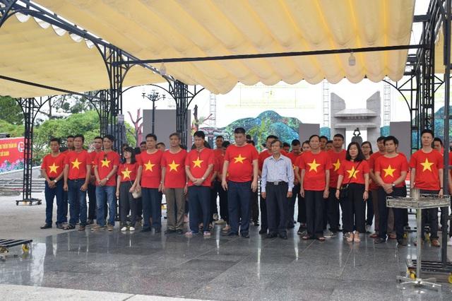 Tập đoàn PPC An Thịnh trao tặng máy móc, hoá chất trị giá 2 tỷ đồng cho TP Đà Nẵng - Ảnh 1.