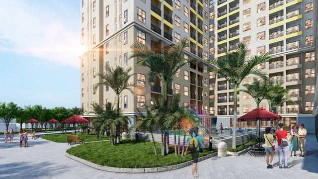 Hoàn thiện pháp lý, căn hộ Bcons Green View càng thêm giá trị - Ảnh 1.