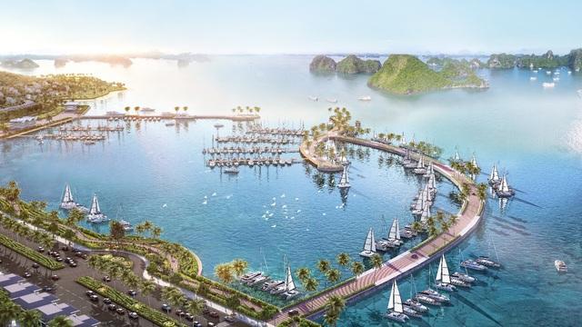 Green Dragon City Cẩm Phả – Thành phố nghỉ dưỡng đa sắc màu bên vịnh kỳ quan - Ảnh 1.