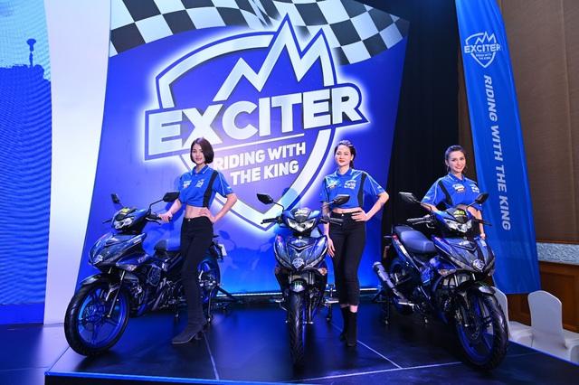 Cơ hội lớn trúng thưởng Yamaha MT-15 khi mua Yamaha Exciter - Ảnh 4.