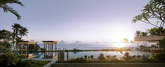 Chiêm ngưỡng bộ sưu tập biệt thự mang thương hiệu quốc tế  bên vịnh biển bốn mùa - Ảnh 11.