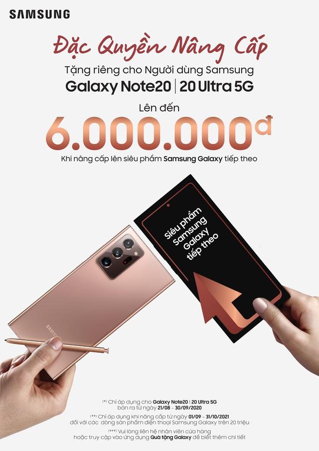 Muôn cách chiều Note fan của Samsung khi đặt hàng trước - Ảnh 4.