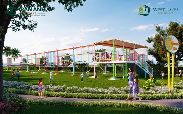 Chiết khấu lớn cùng không gian sống chuẩn gu hiện đại tại Đô thị sân golf West Lakes - Ảnh 1.