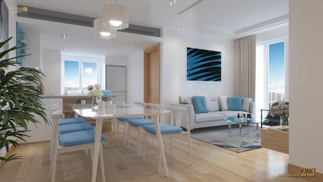 Với 1,45 tỷ đồng có mua được căn hộ chung cư chất lượng tại Hà Nội? - Ảnh 1.
