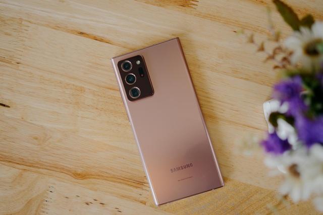 Muôn cách chiều Note fan của Samsung khi đặt hàng trước - Ảnh 1.