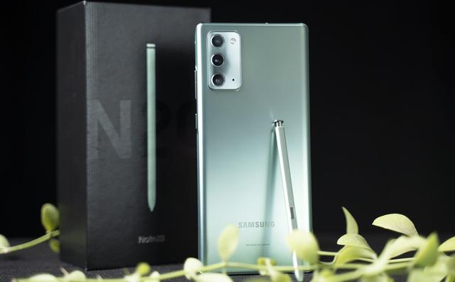 Trade-in miễn phí lên đời Galaxy Note 20 tại Di Động Việt - Ảnh 2.