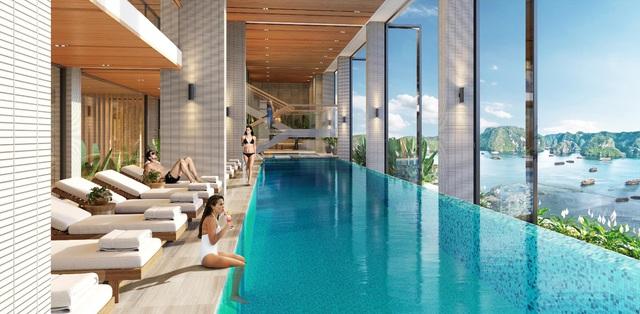 Khám phá tổ hợp căn hộ Resort Smart Living tiên phong tại Hạ Long - Ảnh 1.