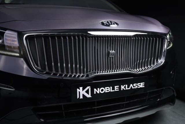 Noble Klasse Sedona V7- Phiên bản xe mới ra mắt dành cho giới thượng lưu tại Việt Nam - Ảnh 2.