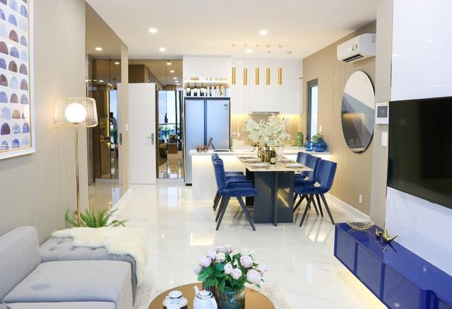 Người mua tìm kiếm những căn hộ đẹp nhất dự án Precia tại cửa ngõ Thủ Thiêm - Ảnh 2.