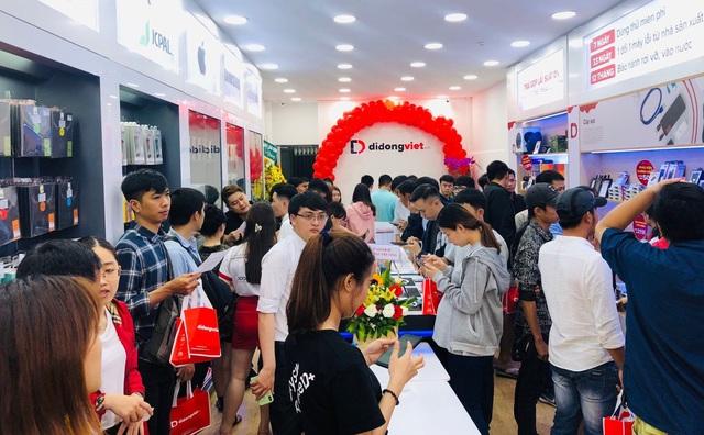 Trade-in miễn phí lên đời Galaxy Note 20 tại Di Động Việt - Ảnh 4.