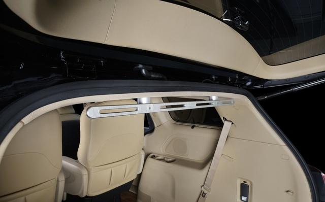 Noble Klasse Sedona V7- Phiên bản xe mới ra mắt dành cho giới thượng lưu tại Việt Nam - Ảnh 4.
