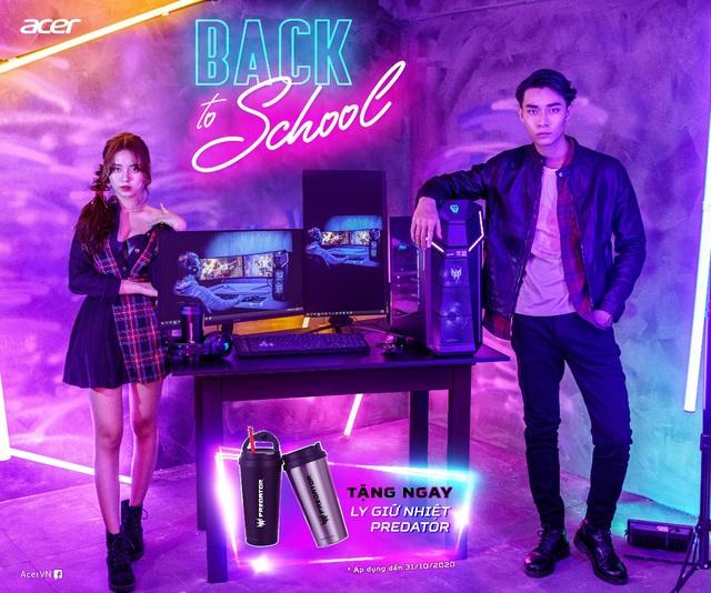Back To School đã trở lại, Acer giới thiệu chương trình ưu đãi lớn nhất trong năm - Ảnh 5.