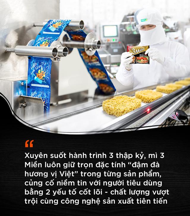 Ba thập kỷ khắc khoải cho một hương vị mì ăn liền đậm Việt - Ảnh 9.