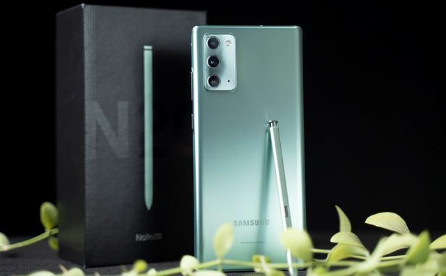 Trade-in miễn phí lên đời Galaxy Note20 tại Di Động Việt - ảnh 2