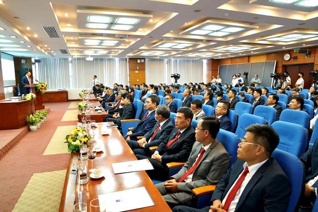 Ký kết hợp tác kinh doanh chuỗi giá trị Khí - Điện - Dịch vụ trong PVN - Ảnh 1.