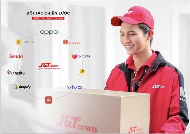 Chuyển phát nhanh J&T Express bước sang năm thứ 3 với sự tăng trưởng vượt bậc - Ảnh 3.