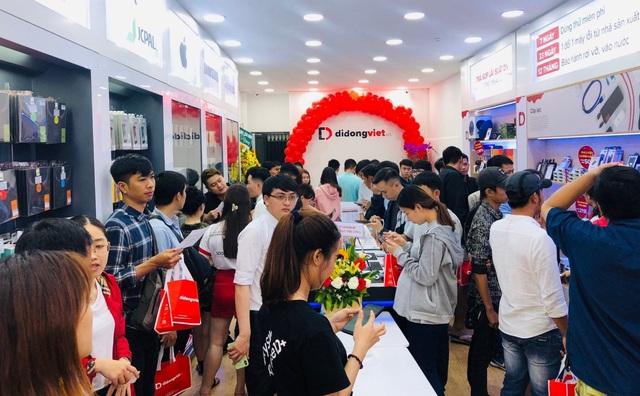 Trade-in miễn phí lên đời Galaxy Note20 tại Di Động Việt - ảnh 4