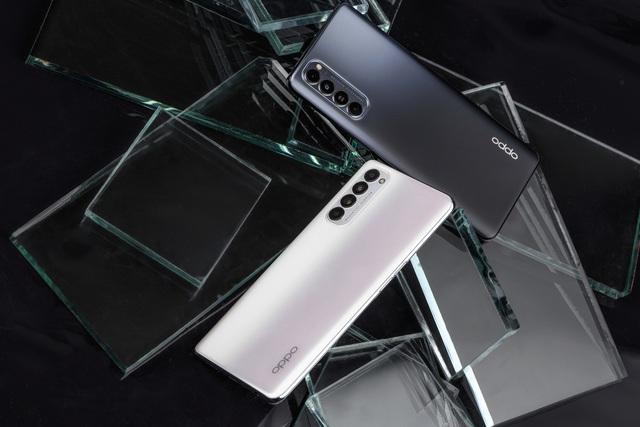 OPPO Reno4 Pro với 65W SuperVooc 2.0 là smartphone chính hãng có công nghệ sạc nhanh nhất Việt Nam hiện nay - Ảnh 6.