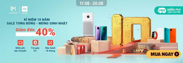 Xiaomi, HP và Hoco đua nhau giảm đến 50% cho tín đồ công nghệ - Ảnh 3.