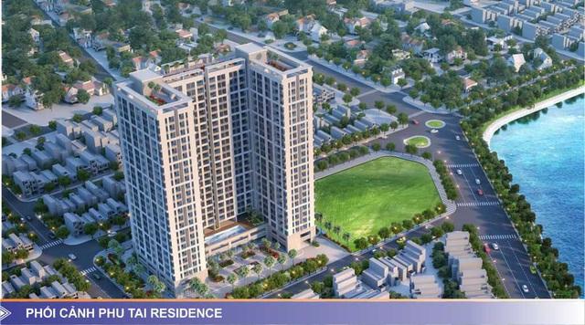 Phu Tai Residences – Nơi an cư lập nghiệp lý tưởng của vợ chồng trẻ tại Quy Nhơn - Ảnh 1.