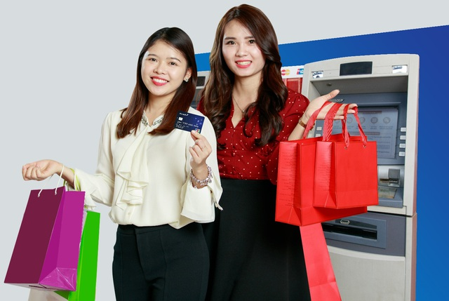 5 ưu điểm vượt trội của thẻ tín dụng Mcredit - Ảnh 1.
