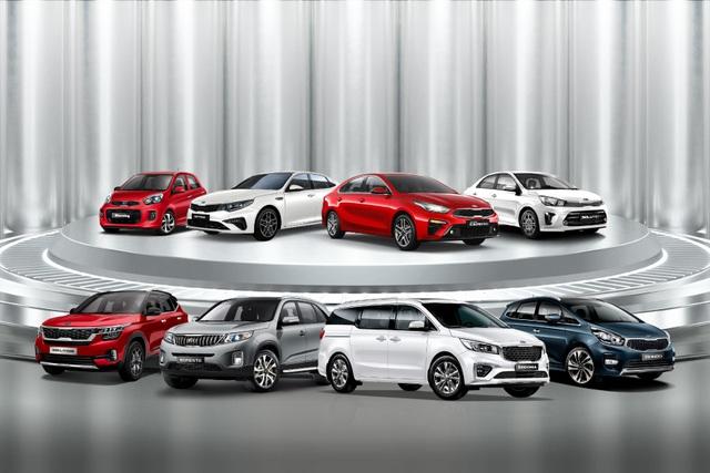 Kia - Mãnh hổ thiết kế trong nền công nghiệp ô tô toàn cầu - Ảnh 2.