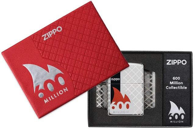 Zippo cán mốc 600 triệu bật lửa toàn cầu - Ảnh 4.