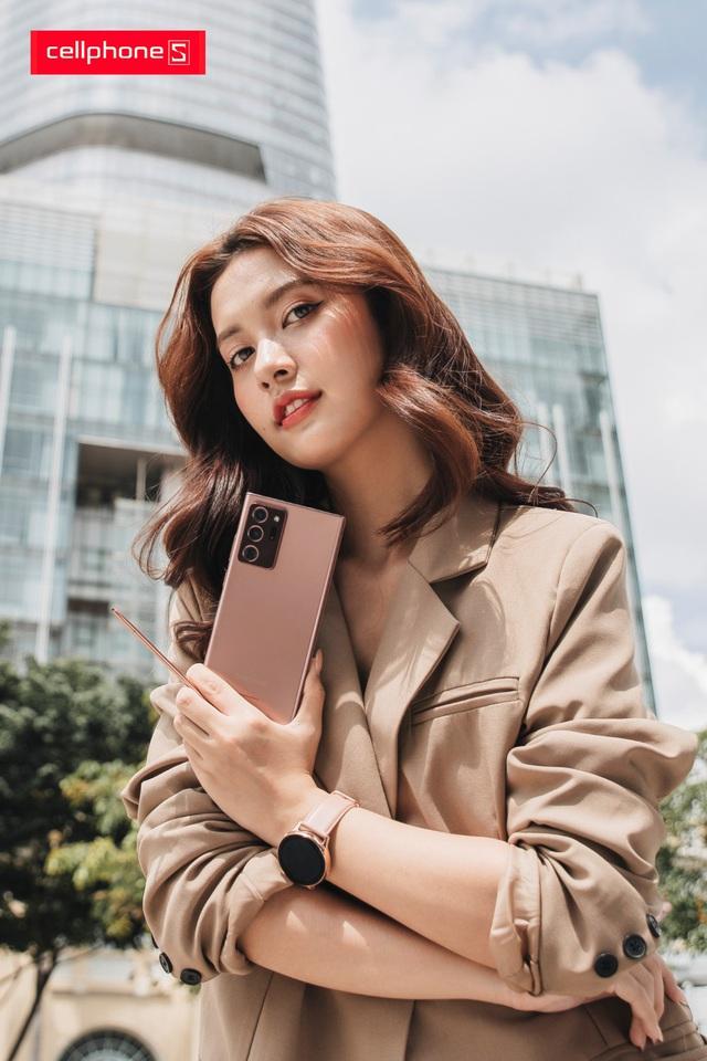Lên đời Galaxy Note 20 Ultra chỉ từ 8 triệu, món hời chớ bỏ qua - Ảnh 2.